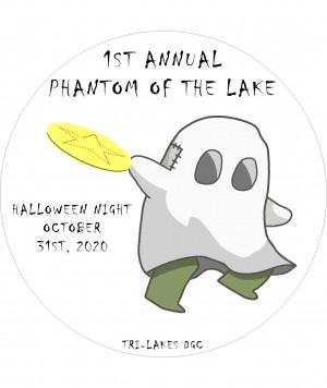 1st Annual Phantom of The Lake graphic