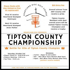 Tipton County Championship graphic