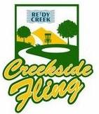 2020 Creekside Fling graphic