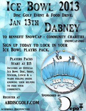 Ice Bowl 2013 @ Dabney graphic