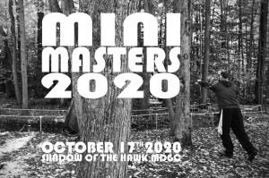 Mini Masters 2020 graphic
