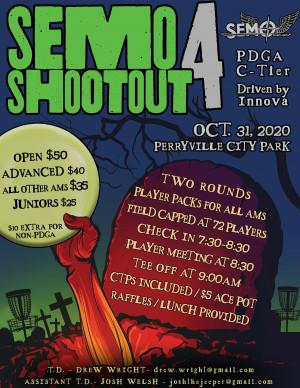 2020 SEMO Shootout - Driven by Innova graphic