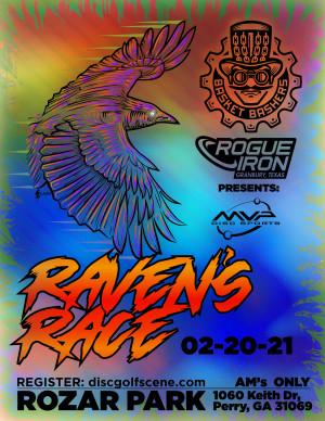 Raven's Race graphic