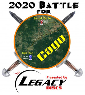 The 2020 Battle for Cayo Presented by Legacy Discs graphic