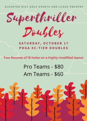 Superthriller Doubles graphic