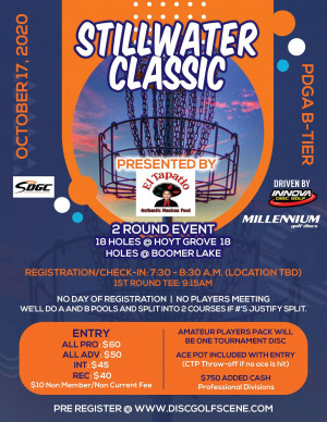 Stillwater Classic Presented by El Tapatio Driven By Innova graphic