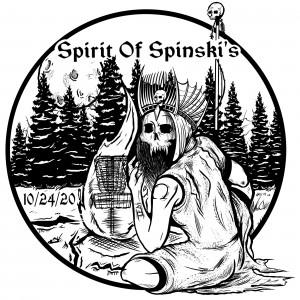 Spirit of Spinski's doubles day/glow graphic