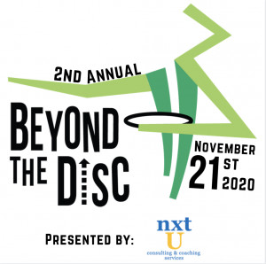 Beyond the Disc 2nd Annual Disc Golf Tournament graphic