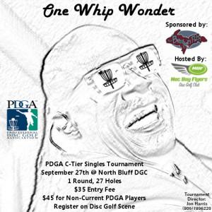One Whip Wonder graphic