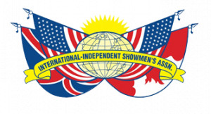 "2020 Showmen's ""Carny Bowl"" Charity Tournament graphic"