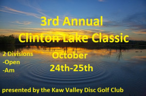 3rd Annual Clinton Lake Classic graphic