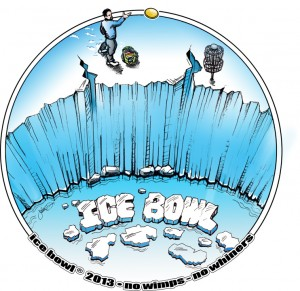 """Ice Bowl """"Chilly Bowl Open"""" graphic"""