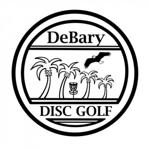 2020 DeBary Open presented by Disc Golf Center graphic