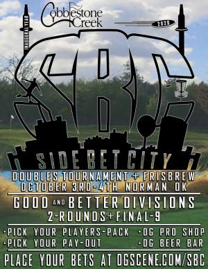 Side Bet City - Doubles @ Cobblestone Creek graphic