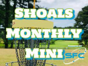 Shoals Frisbee Club September Mini graphic
