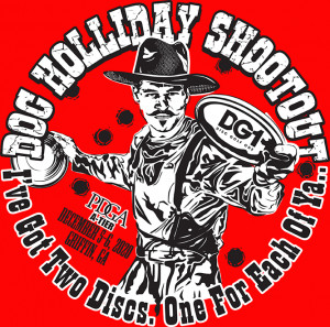 DG1 Presents: The Doc Holliday Shootout graphic