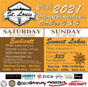 St. Louis Club Championships graphic