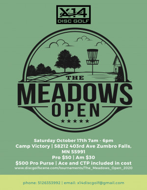 The Meadows Open graphic
