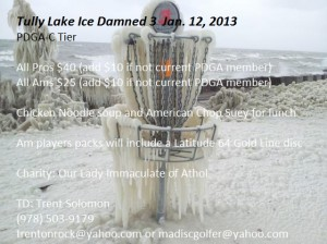 Tully Lake Ice Damned 3 graphic