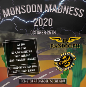 Monsoon Madness 2020 graphic