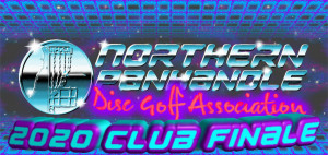 2020 NPDGA Club Finale graphic