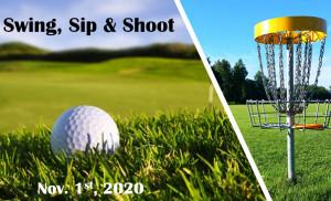 Swing, Sip & Shoot graphic