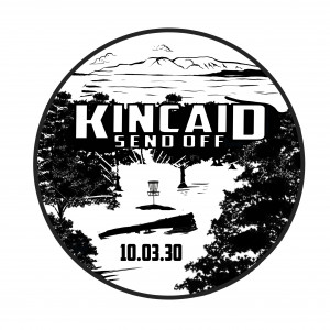 Kincaid Sendoff Powered by Prodigy graphic