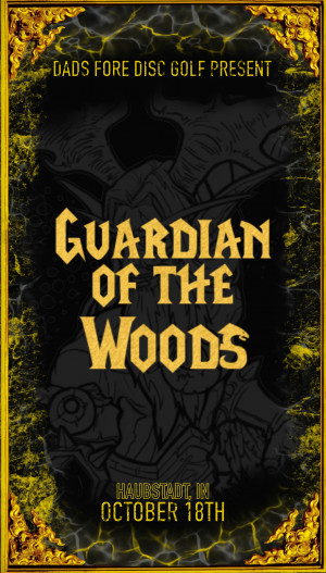 Guardian of the Woods, Driven by Innova graphic