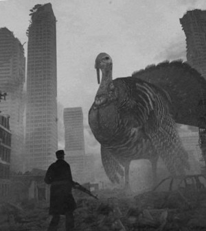 Burnt Turkey 2: The Revenge graphic