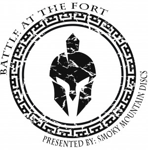 Battle at the Fort - Presented by Smoky Mountain Discs graphic