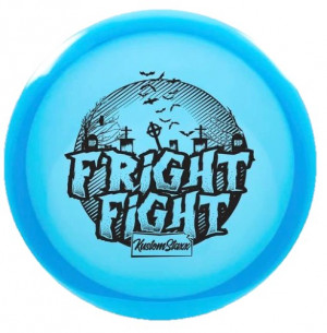 Fright Fight Presented by Team Staxx graphic