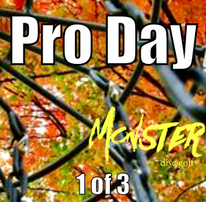 Monster Fall Series Pro Day 1 of 3 graphic