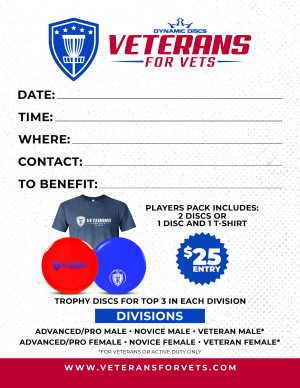 2nd Annual Pittsburgh Area Vets for Vets graphic