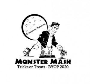 Crossover Moster Mash Tricks and Treats BYOP graphic