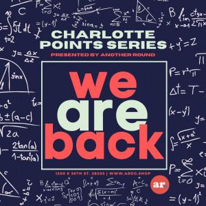 ARD Point Series Round 5 at Elon! graphic