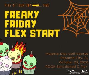 Monster Mash Flex Start Friday presented by Latitude 64 graphic