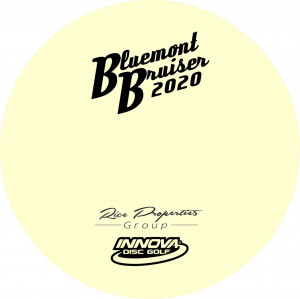 Rice Properties Group's Bluemont Bruiser 2020 Driven by Innova - Club Members Only Event graphic