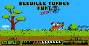 Beeville Turkey Hunt graphic