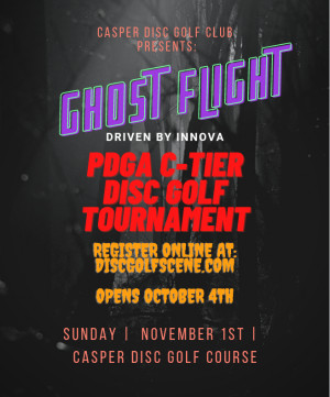 Ghost Flight Driven by Innova graphic