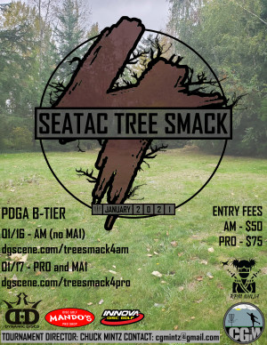 SeaTac Tree Smack 4 (AM, no MA1) graphic