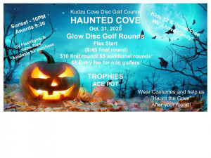 Haunted Cove graphic