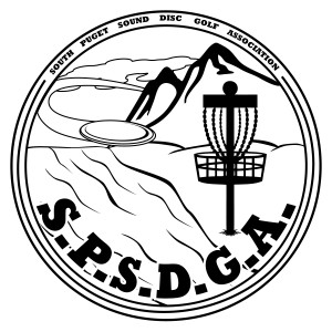 South Puget Sound Disc Golf Association Club Membership 2021 graphic