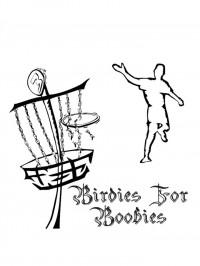Birdies for Boobies graphic