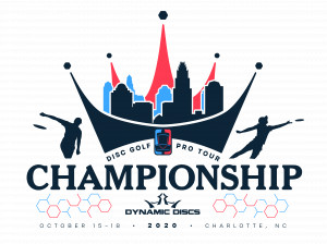 2020 DGPT Championship presented by GRIP6 graphic