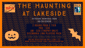 The Haunting at Lakeside graphic