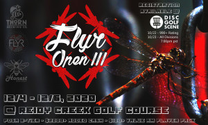 FLYR Open III graphic