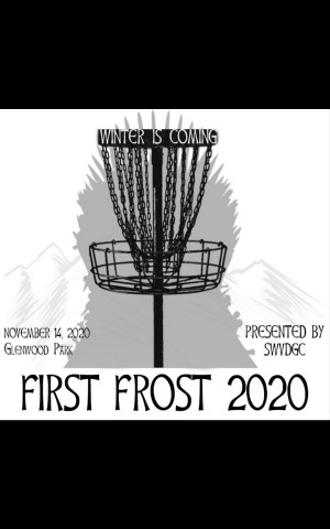 First Frost 2020 graphic