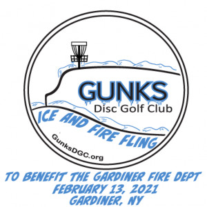 Gunks Ice and Fire Fling graphic