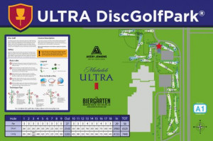 Wellington North Gate Spring Trial Run League 2021 @ Anheuser-Busch Ultra DiscGolfPark 4/8/2021 graphic