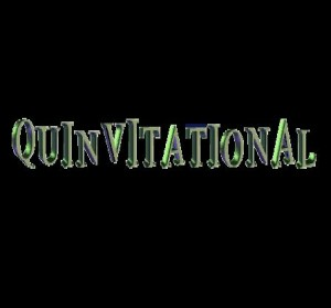 Quinvitational graphic